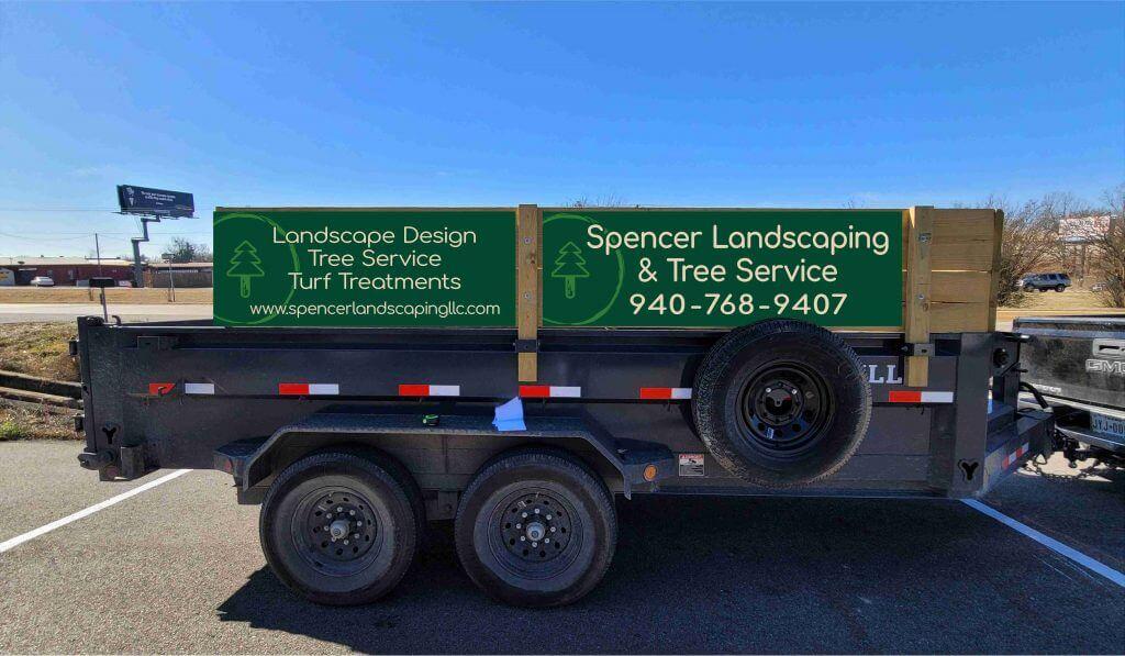 Spencer Landscaping Sides 2